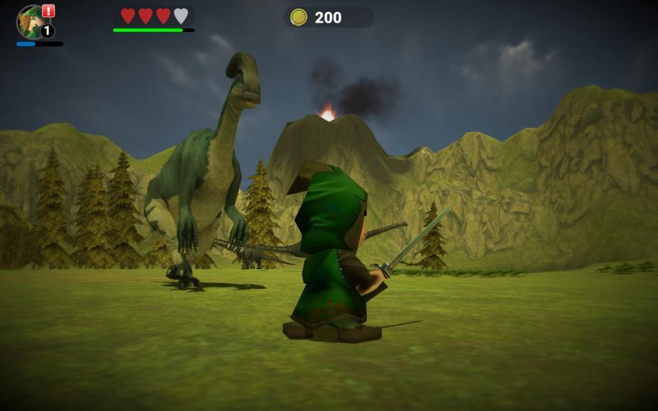 《Vinewing》游戏截图