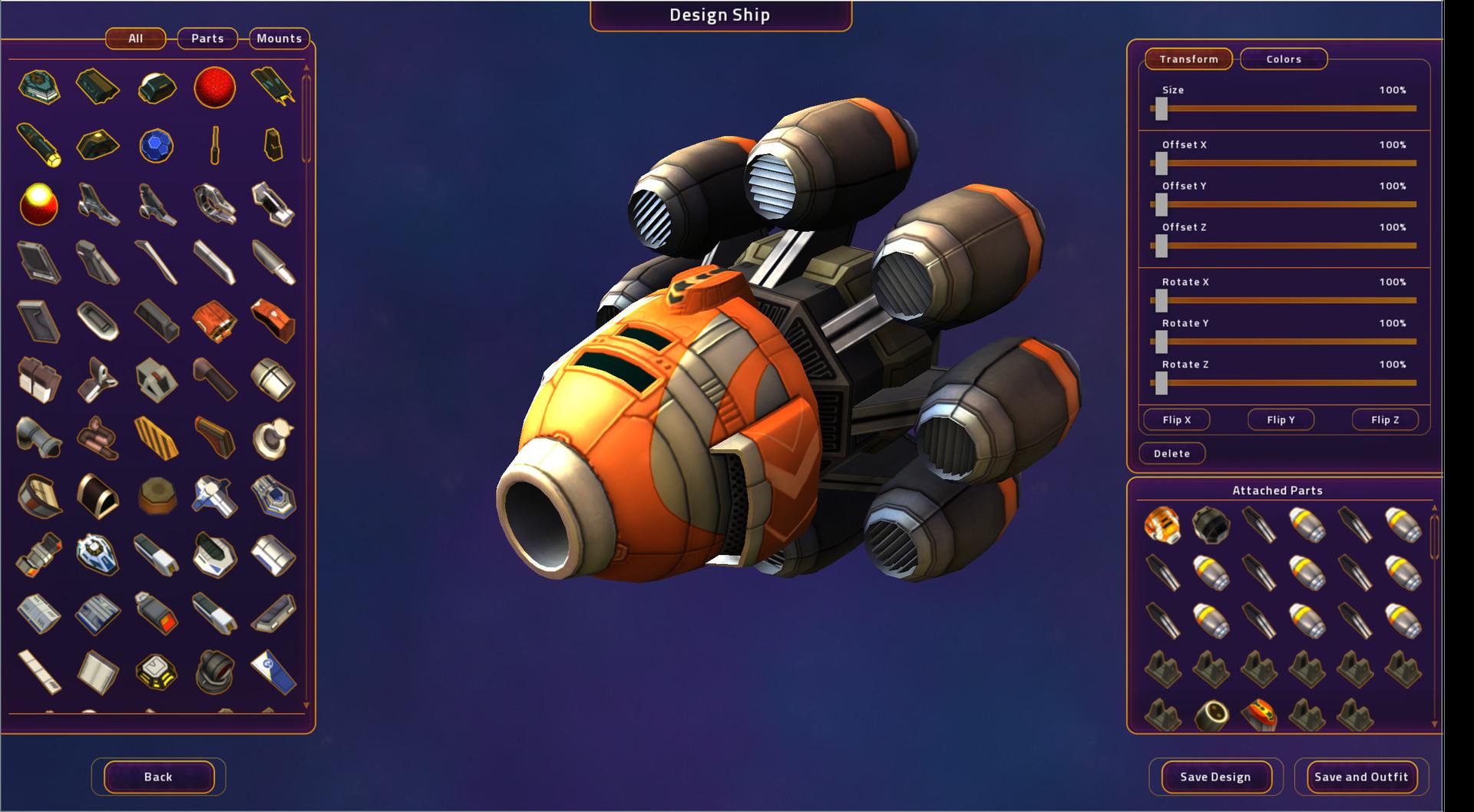行星控制:起源/Star Control:Origins