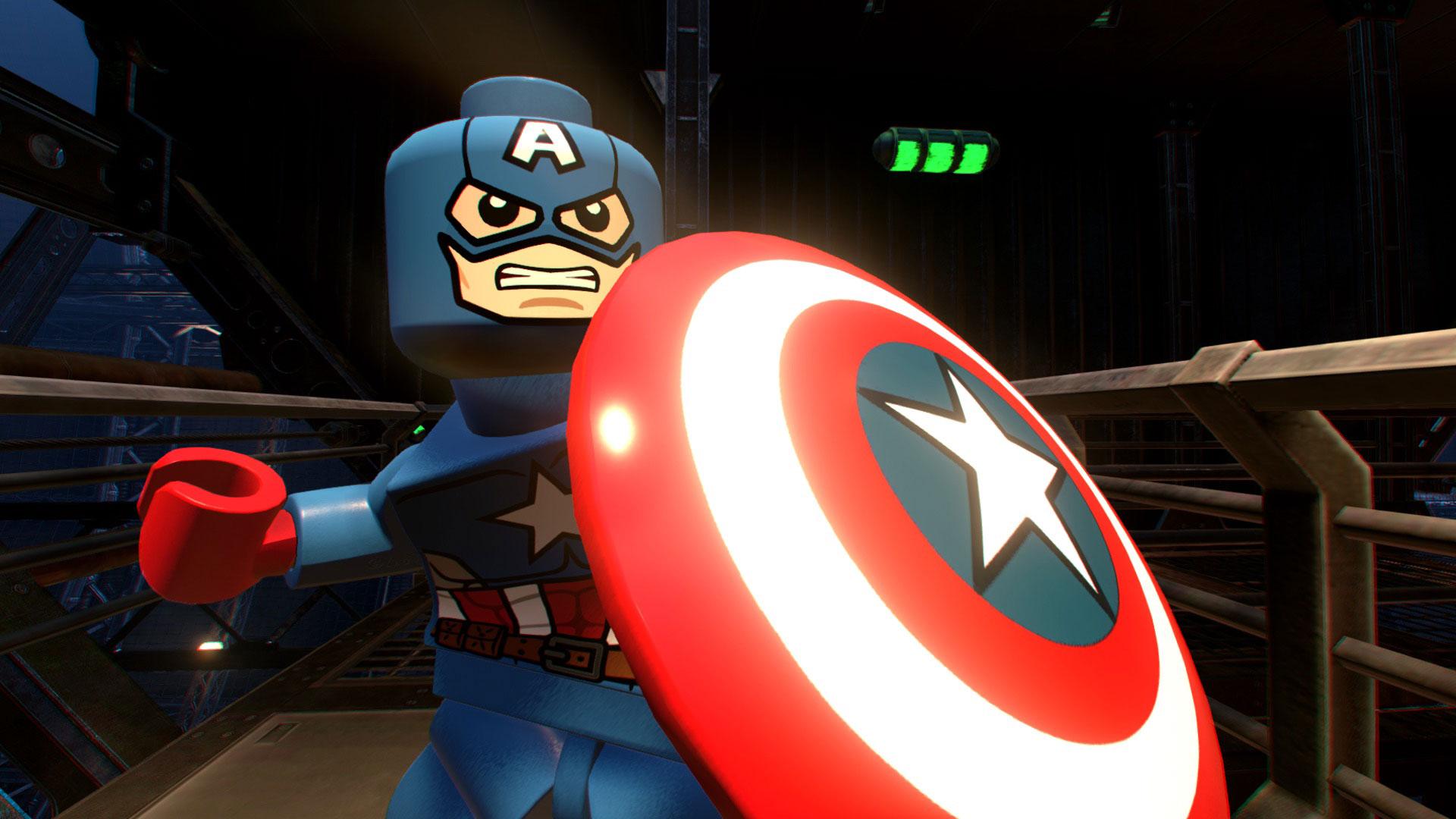 乐高漫威超级英雄2 /LEGO Marvel Super Heroes 2