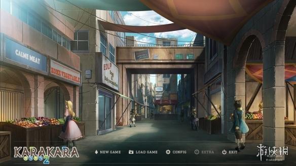 《KARAKARA2》游戏截图