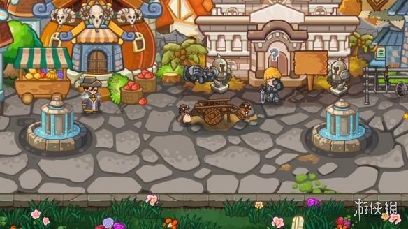 《猎人物语》游戏截图