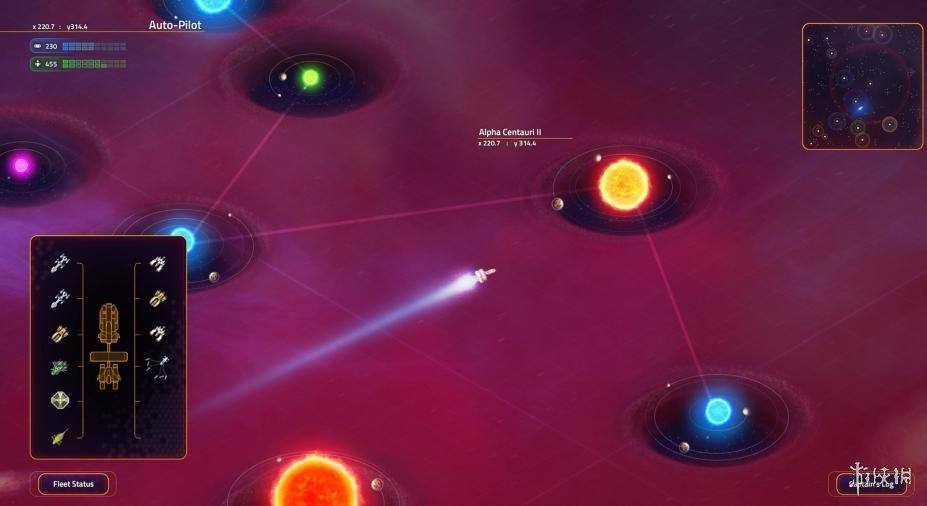 《行星控制:起源》游戏截图