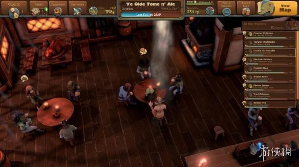 《史诗酒馆》游戏截图