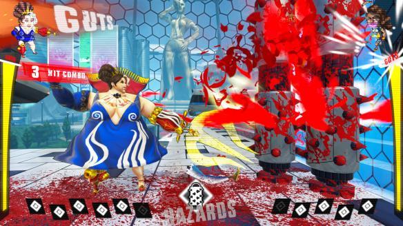 《终极格斗秀》游戏截图