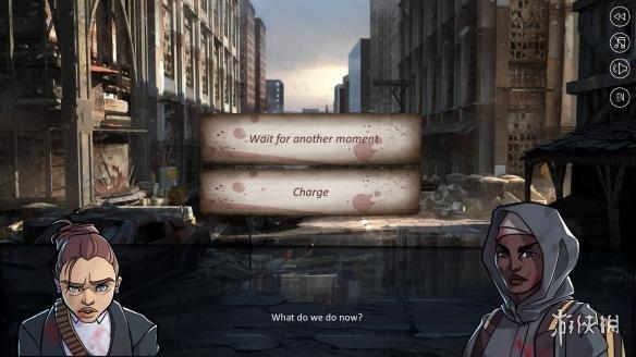 《Z-End》游戏截图