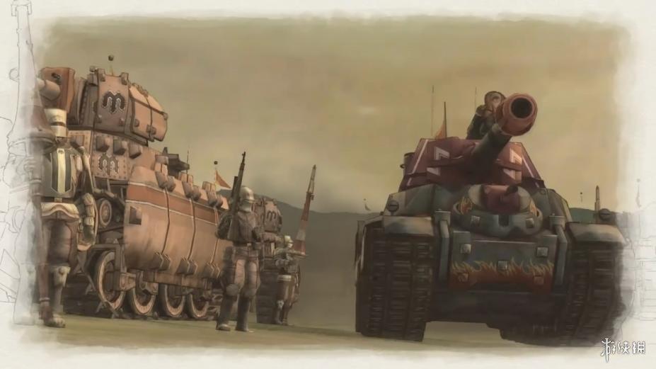 《战场女武神4》游戏截图