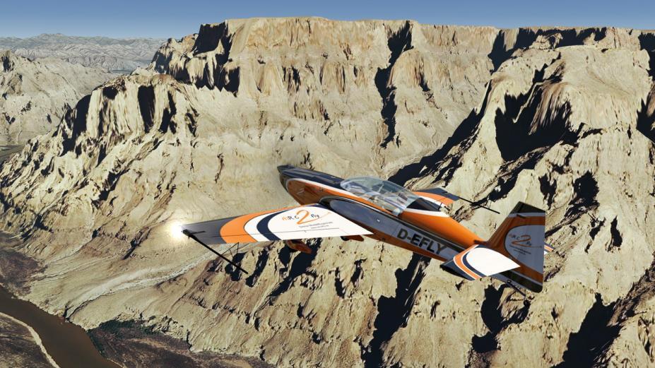 《航空飞行模拟2》游戏截图