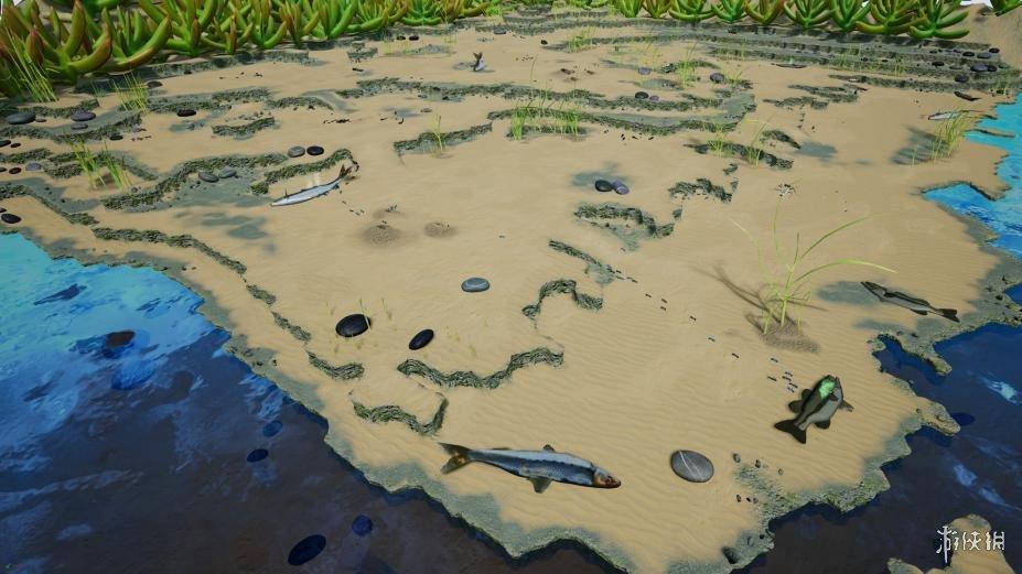 《地下蚁国》游戏截图