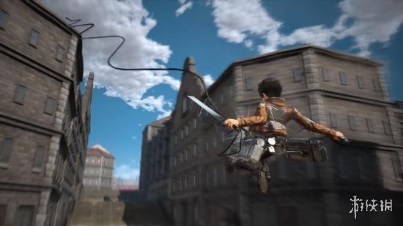 《进击的巨人2》游戏截图