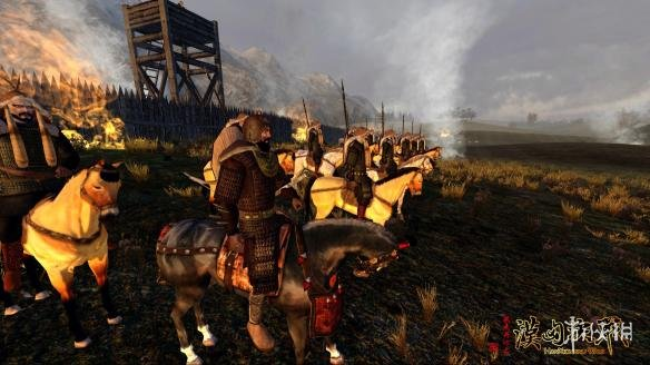 《戎马丹心:汉匈决战》游戏截图