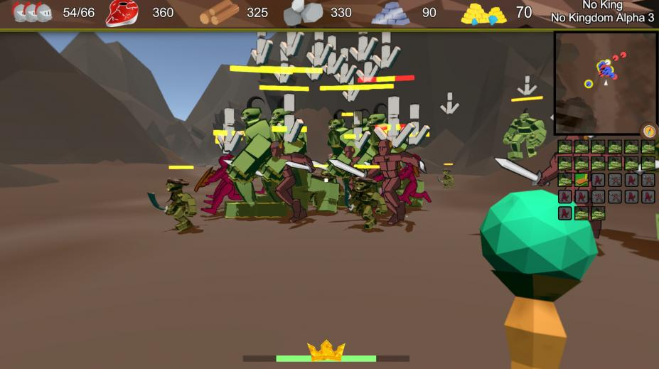 《无王国度》游戏截图