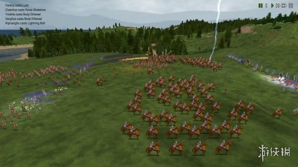 《领土之战5:勇士信仰》游戏截图