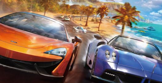《极速俱乐部无限》游戏截图-1