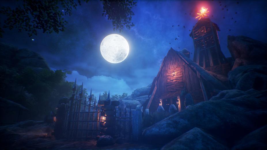 《夜间狩猎》