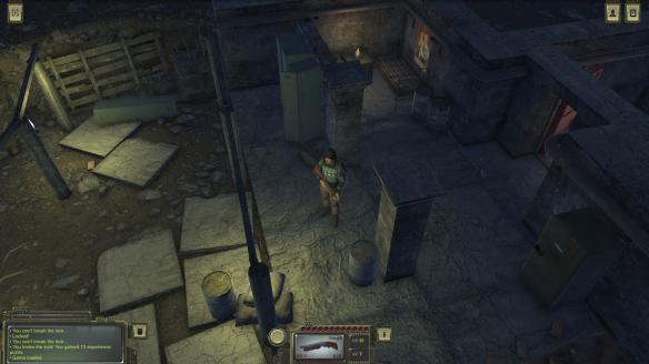 《核爆RPG:末日余生》游戏截图