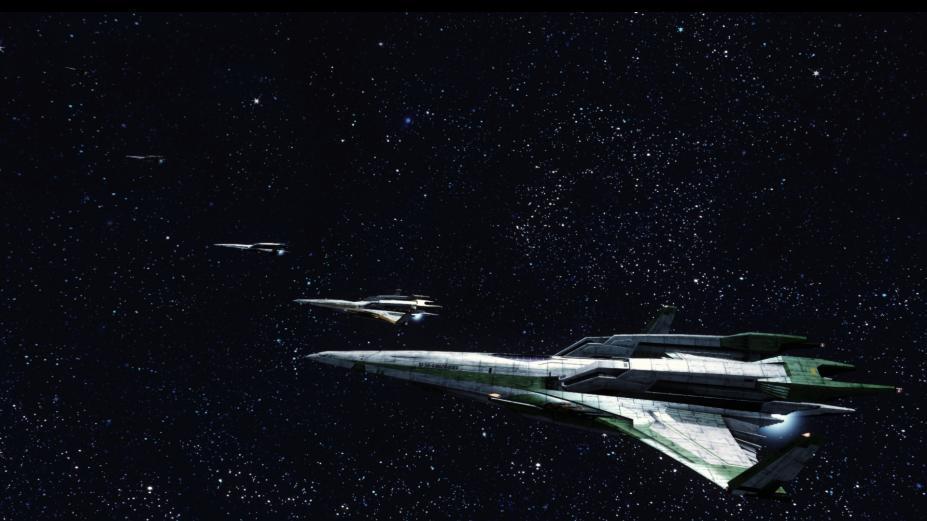 《星之海洋4:最后的希望》游戏截图