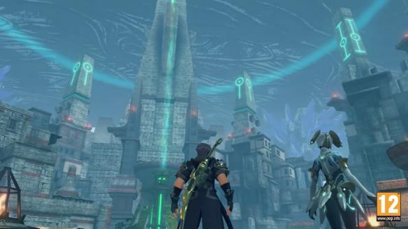 《异度之刃2》游戏截图-1