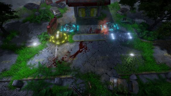 《灭绝边缘》游戏截图