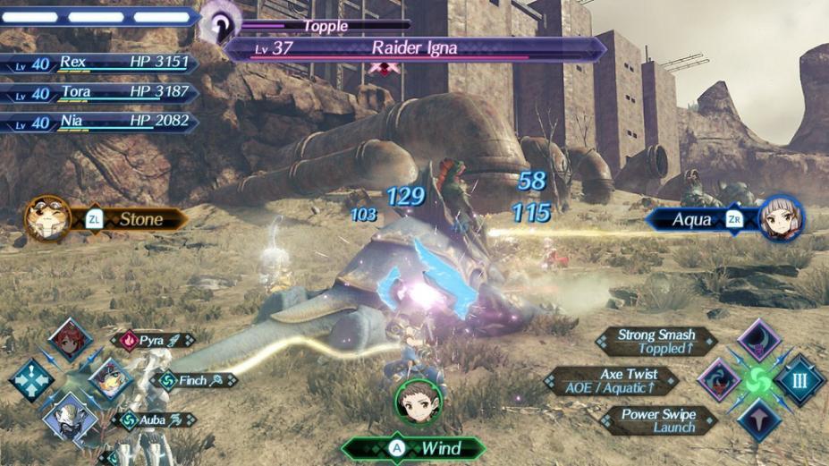 《异度之刃2》游戏截图-1(1)