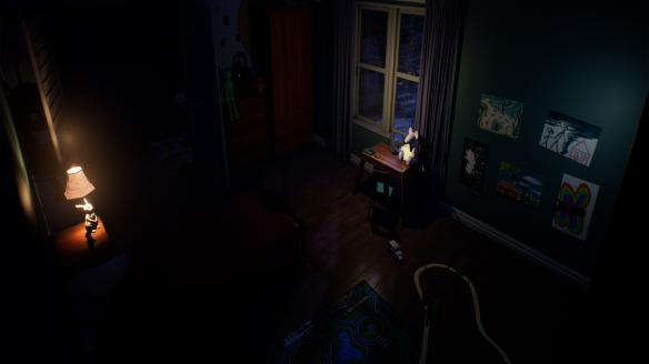 《寒冷的夜晚》免安装绿色版[v1.04版]