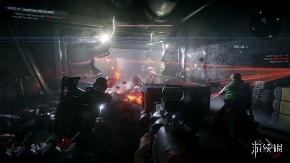 《GTFO》游戏截图