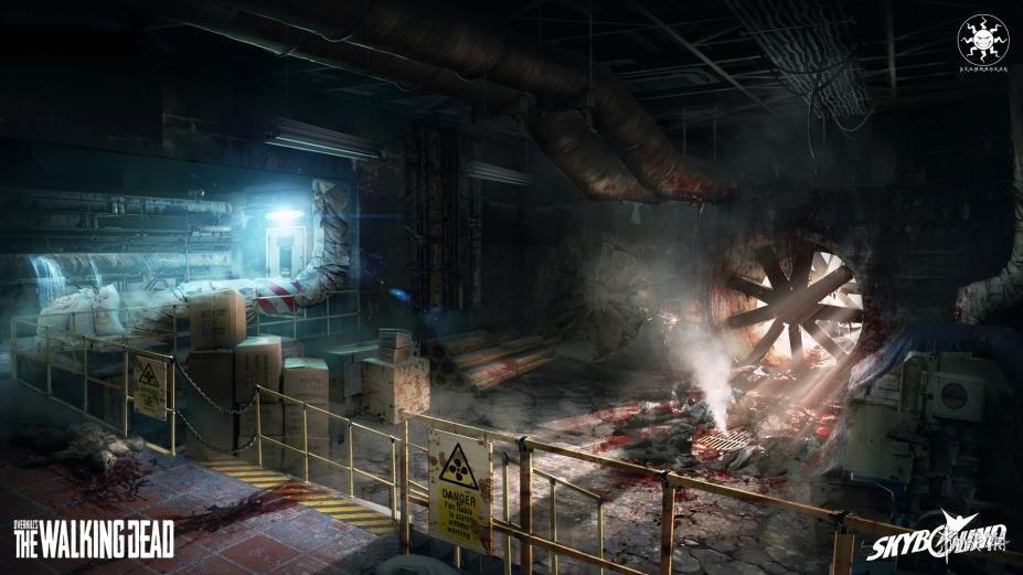 《超杀:行尸走肉》游戏截图
