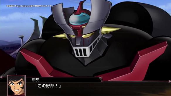 《超级机器人大战X》游戏截图