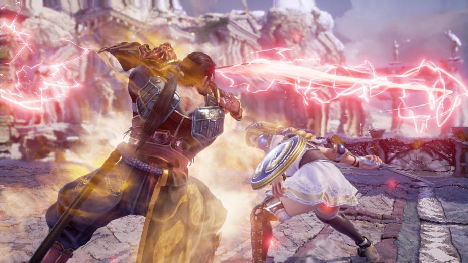 《灵魂能力6》游戏截图