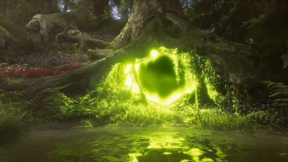 《女巫之火》游戏截图