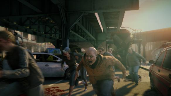 《僵尸世界大战》游戏截图