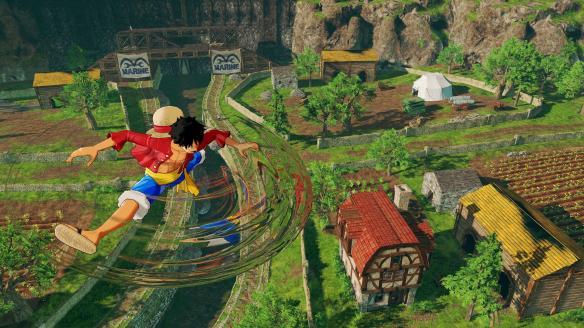 《海贼王:世界探索者》游戏截图