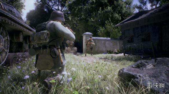 《军团1944》游戏截图