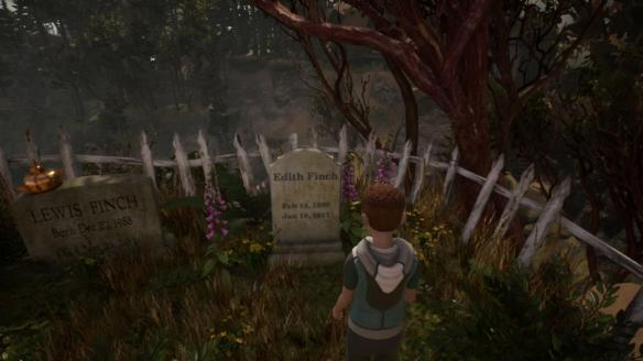 《艾迪芬奇的记忆》游戏截图-1