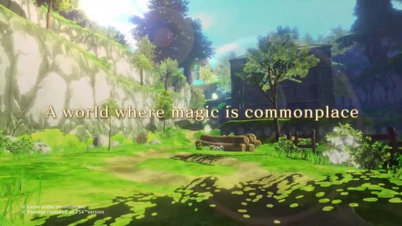 《黑色五叶草:骑士计划》游戏截图