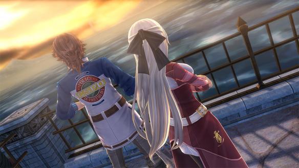 《英雄传说:闪之轨迹4》游戏截图
