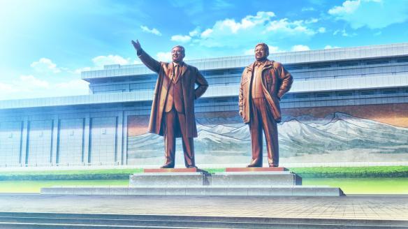 《留下!留下!朝鲜民主主义人民共和国!》免安装绿色版