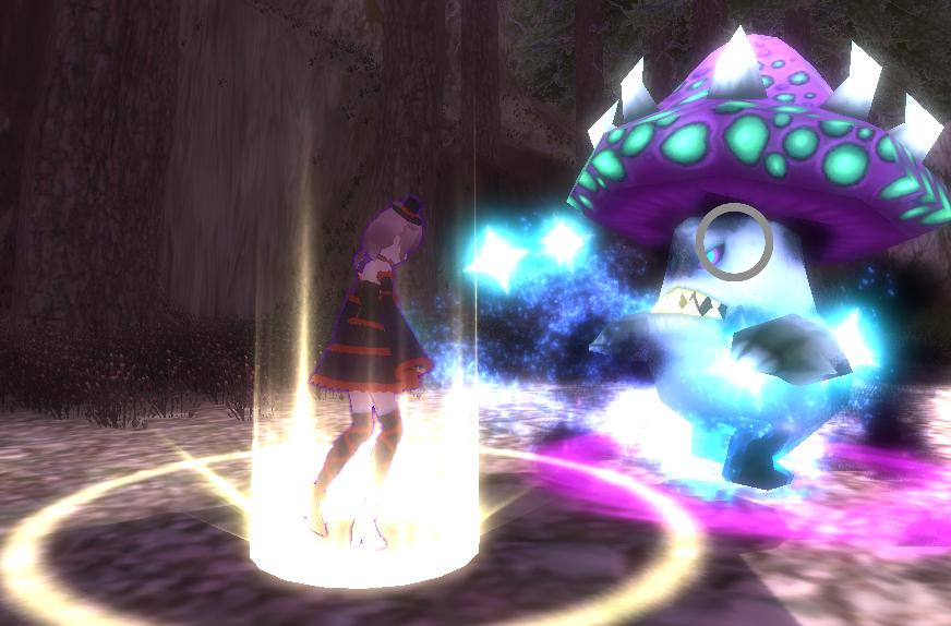 《影之魔法使夏缇》游戏截图