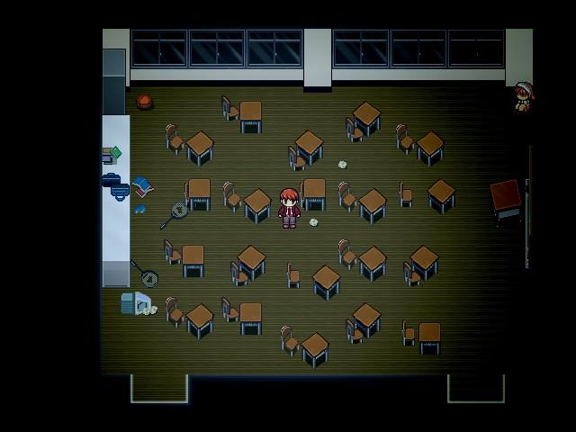 《Misao》游戏截图