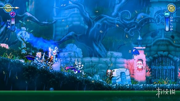 《战斗公主马德琳》游戏截图