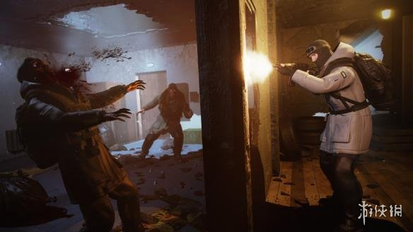 《死亡十二人》游戏截图4