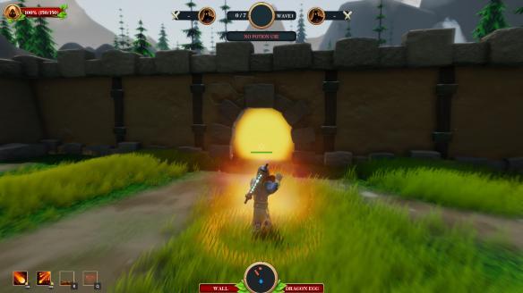 《守卫龙蛋》游戏截图