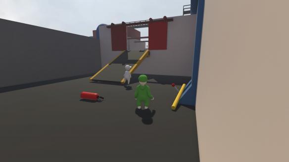 《人类:一败涂地》游戏截图-2