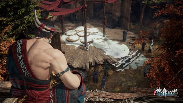 《神舞幻想》游戏截图-1