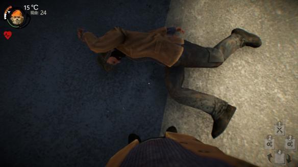 《乞丐模拟器》游戏截图-1