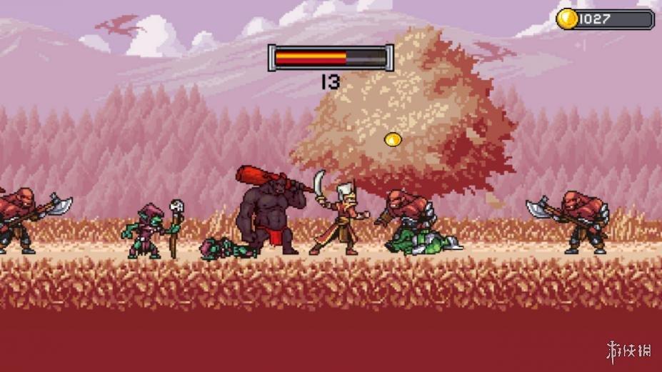 《最后的狂战士:无休止的战争》游戏截图(1)