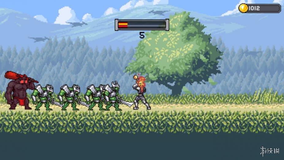 《最后的狂战士:无休止的战争》游戏截图