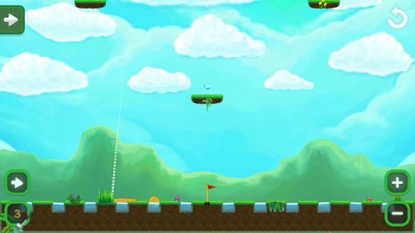 《平台高尔夫》免安装绿色版[v1.1版]