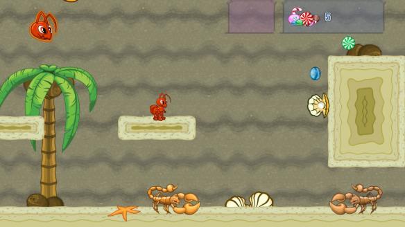 《蚂蚁引力:小小的冒险》免安装绿色版[v1.9.2.21版]