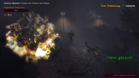 《爆发:新噩梦》游戏截图