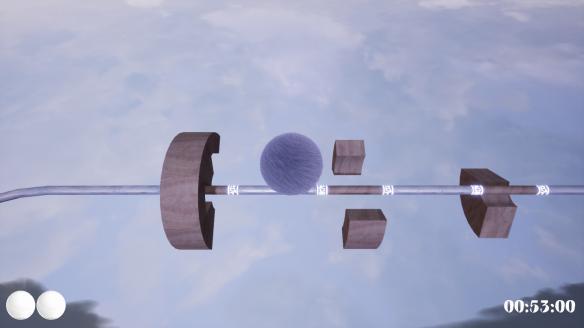 《天空之球》游戏截图